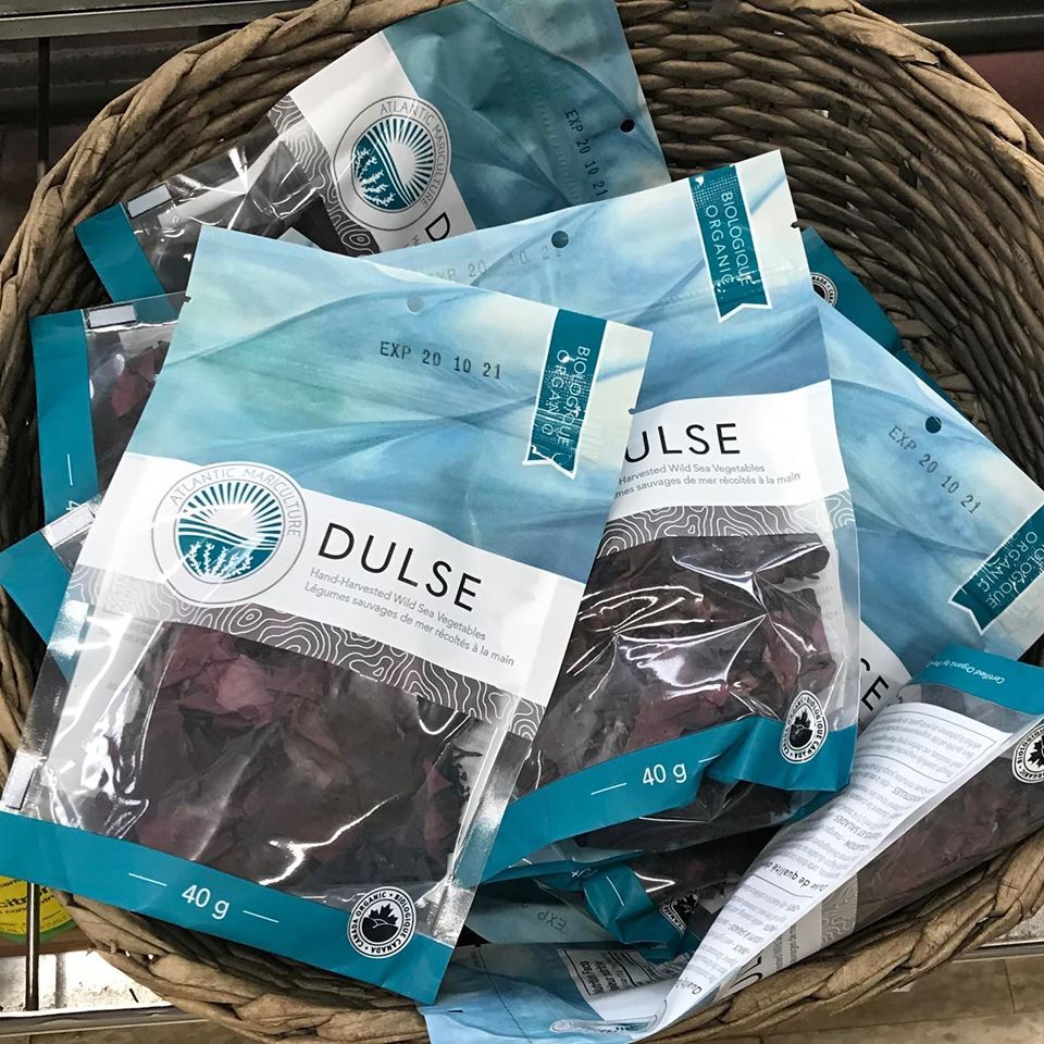 Stand-up Pouch – Dulse Packaging